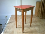 7 Standing height table