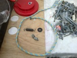 Inventing a rope tension system