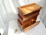 11 Hidden base drawer