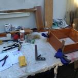 4 Rebuilding restored frame